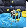 """Зимняя куртка """"Рыбка"""" для мальчика., фото 5"""