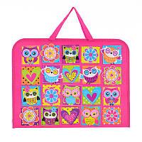 Папка-портфель с ручками A3 491313 Owl