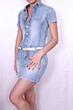 Платье женское джинсовое., фото 2