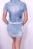Платье женское джинсовое., фото 4