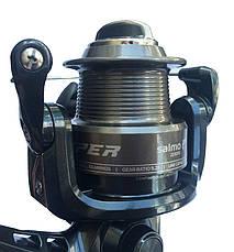 Катушка Salmo Sniper Feeder 2 6000FD 1+1вв, фото 2