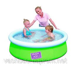 Bestway Дитячий басейн Bestway 57241 Green