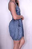 Джинсове плаття для жінок., фото 3