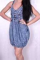 Джинсовое платье для женщин.