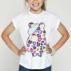 футболки и майки для девочек