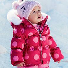 Куртки для новорожденных