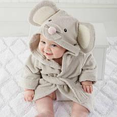 Халаты для новорожденных