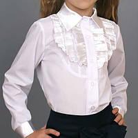 Блузки и туники для девочек