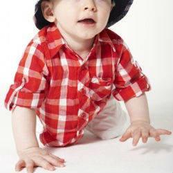 распашонки и рубашки для новорожденных