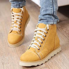 Демисезонная детская и подростковая обувь