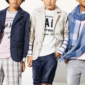 одежда для мальчиков, общее
