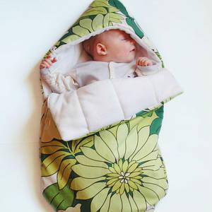 Конверты для новорожденных