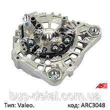 Діодний міст генератора на Opel Vivaro 2.5 CDTi, Опель Віваро 2.5 цдти (дизель). ARC3048 (AS-PL)