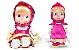 Кукла Маша Повторюшка Фиолетовая 21см