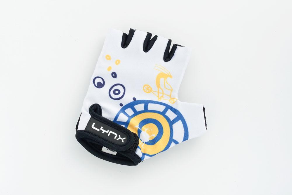 Велосипедні рукавички Lynx Kids