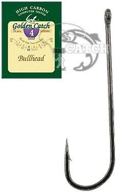 Крючок GC Bullhead №6
