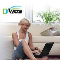 Окна из профиля WDS Одесса