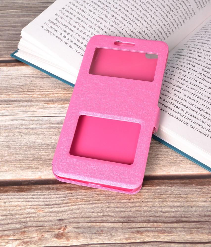 Чехол-книжка Holey для Xiaomi Redmi 4A pink