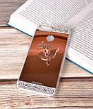 Чохол-накладка TPU Luxury Bear rose gold для Xiaomi Redmi 6, фото 5