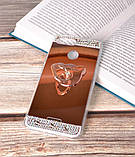 Чохол-накладка TPU Luxury Bear rose gold для Xiaomi Redmi 6, фото 6