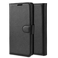 Чехол-книжка Bookmark для Huawei Honor 6X black