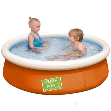Bestway Детский бассейн Bestway 57241 Orange