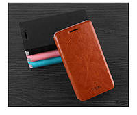 Кожаный чехол книжка Mofi для Sony Xperia E1 D2005 / D2105 Dual (4 цвета)