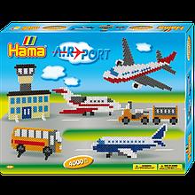 Термомозаика Hama Большой набор Аэропорт