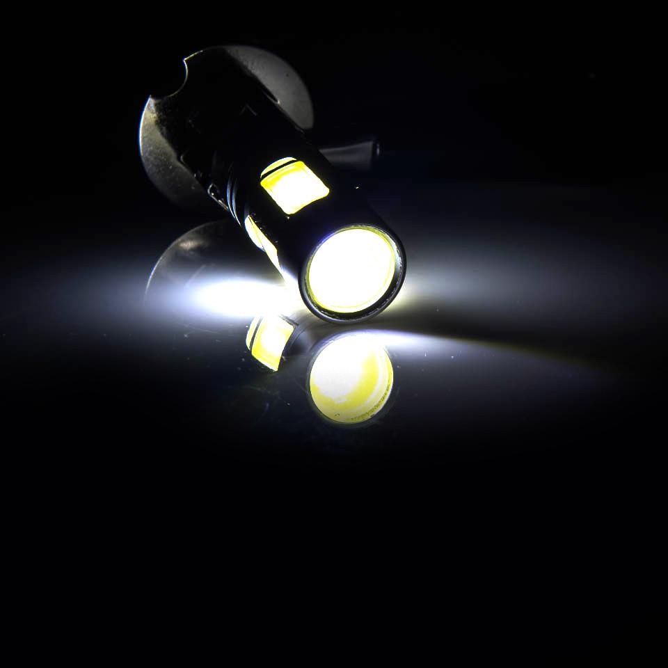 Лампа LED 12V H3 7,5W белый 480Lm