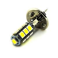 Лампа LED 24V H1  13SMD 5050 белая 60Lm