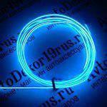 Изделие neon 5m Синий, декоративная подсветка для авто, рекламных вывесок