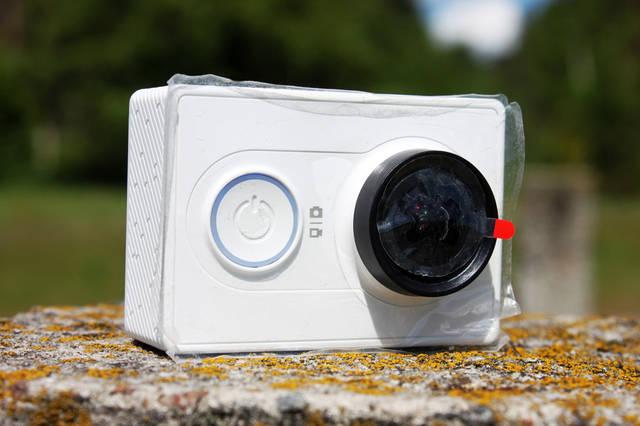 Xiaomi Yi Sport фотообзор 40
