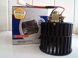 Электродвигатель отопителя ГАЗ 2217,2705,3221,3110 (3221-8101178) 12В (пр-во ПЕКАР)