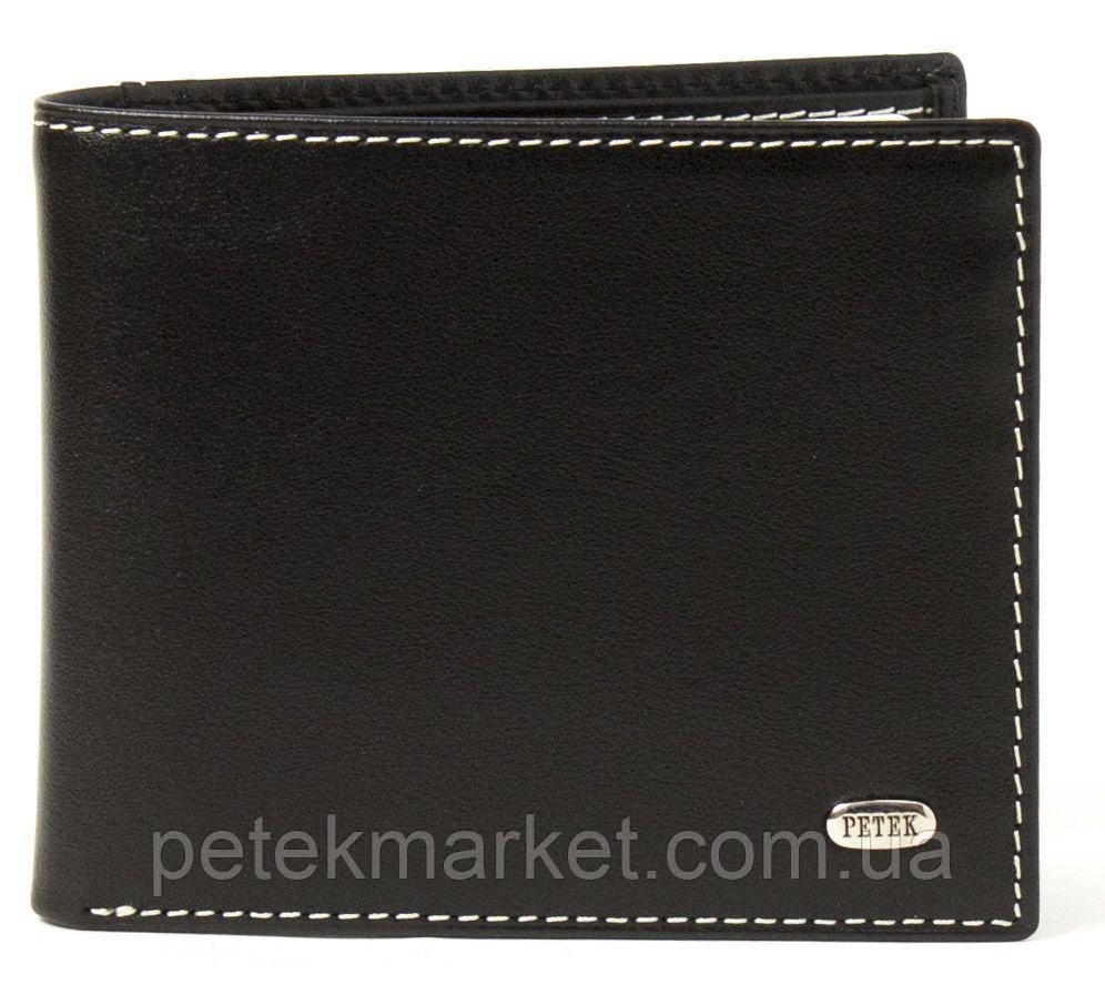 Кожаное мужское портмоне Petek 236/2-000-KD1