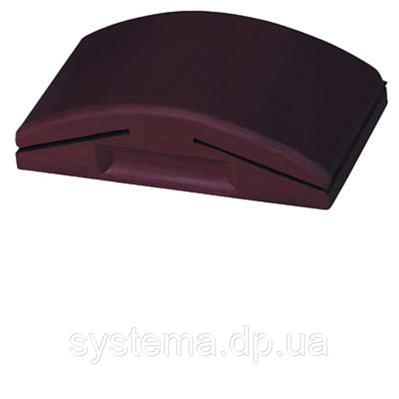 Гибкий резиновый шлифок 70мм х 125мм для водостойкой бумаги