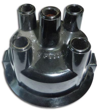 Крышка распределителя зажигания ГАЗ 24, УАЗ (код 087) Механик (пр-во Цитрон)