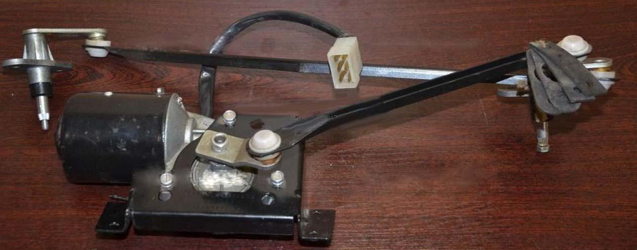 Трапеция привода стеклоочистителя ГАЗ 3102, 31029, 2410, 3110
