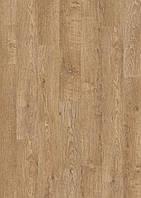 Ламінована підлога, Quick-Step, Eligna, Дошка дуба матова промаслена, U312
