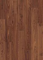 Ламінована підлога, Quick-Step, Eligna, Дошка Горіхова промаслена, U1043