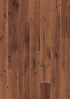 Ламінована підлога, Quick-Step, Eligna, Дошка темного дуба Vintage лакованого, U1001