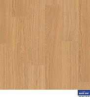 Ламінована підлога, Quick-Step, Eligna Wide, Дуб натур промаслений, UW1539