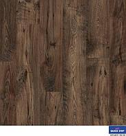 Ламінована підлога, Quick-Step, Eligna Wide, Реставрований каштан, UW1544