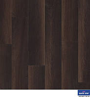 Ламінована підлога, Quick-Step, Eligna Wide, Мореный дуб, UW1540