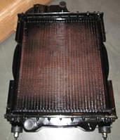 Радіатор водяного охолодження МТЗ з дв. Д-240 (4-х рядний)