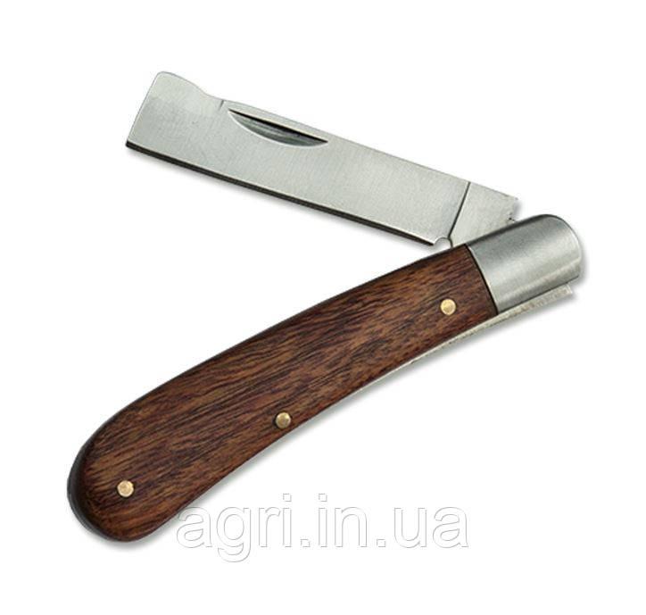 Нож садовый OKULIZAK складной (копулировочный)