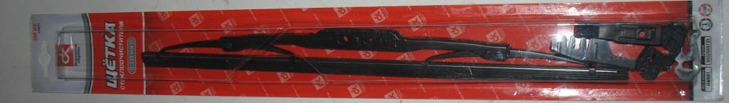 Щетка стеклоочистителя каркас 330 мм ВАЗ, ГАЗ (4 адаптера)