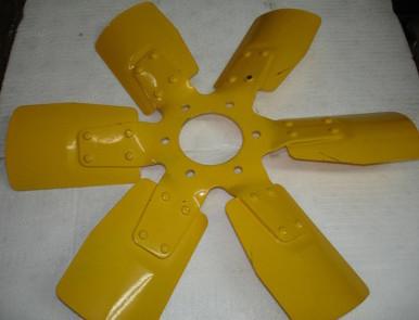 Вентилятор системы охлаждения Д 243,245 металл 6 лопастей (пр-во Беларусь)