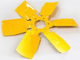Вентилятор системы охлаждения Д 243,245 металл 6 лопастей (пр-во Россия)