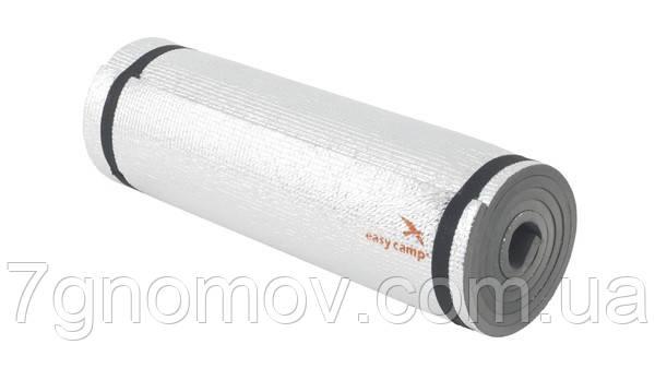 Каремат, Килим туристичний EASY CAMP Alloy EVA Mat Black/Silver (180x50x1.2) арт. 300034