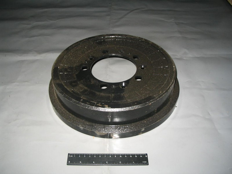 Барабан тормозной УАЗ 452, 469, ВОЛГА (пр-во УАЗ